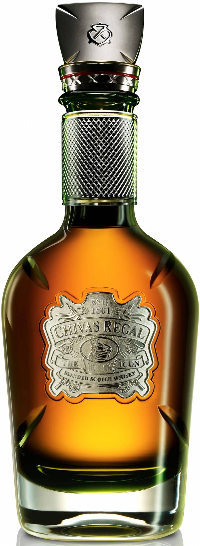 "Виски Чивас Ригал Айкон 0,7 л. ""Chivas Regal The Icon Whiskey """